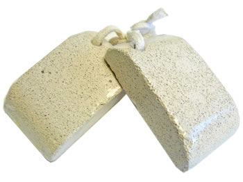 Large Curved Pumice